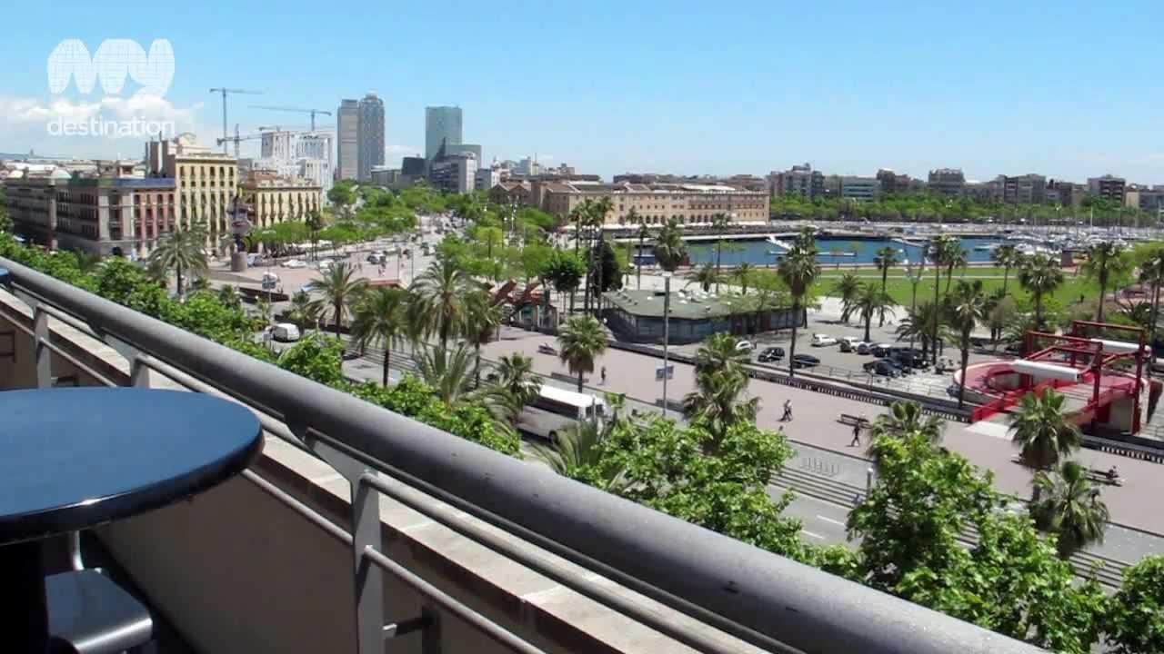 Barcelona hotel duquesa de cardona barcelona youtube - Hotel duques de cardona ...