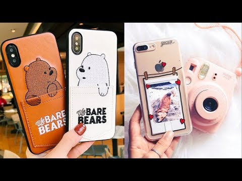 10 Amazing DIY Phone Case Life Hacks! Phone DIY Projects Easy