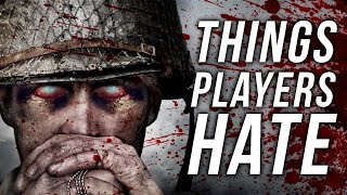 10 Things Call of Duty WW2 Players HATE 2018 HD