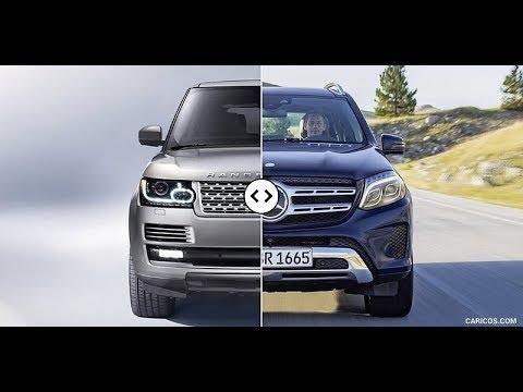 Mercedes Benz GLS Class VS Range Rover – Design, Technology and Performance
