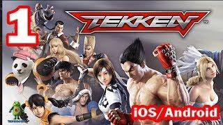 TEKKEN GAMEPLAY - iOS / Android - #1