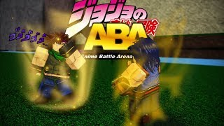 Enter JoJo in Roblox Anime Battle Arena - Roblox Anime Battle Arena New Characters