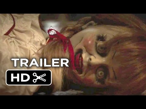Annabelle Official Trailer #1 (2014) - Horror Movie HD
