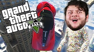 GTA 5 PC Online Funny Moments - RITA'S SKYWARS! | MAX WTF IS THIS!? (Custom Games)