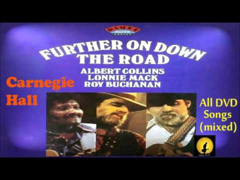 Albert Collins, Lonnie Mack & Roy Buchanan, Live At Carnegie Hall, By Kostas A~171 Mp3