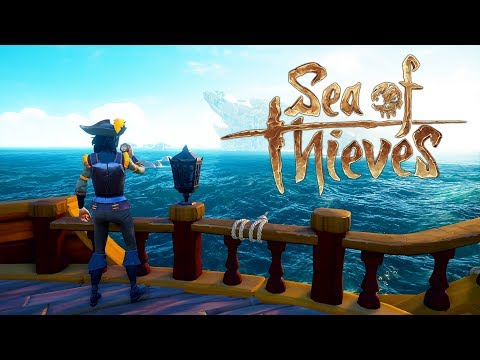 Sea of Thieves - Legendary Chests and Kraken Fight! (SoT Gameplay)