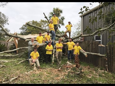 Mormon Helping Hands - Jacksonville, Florida - September 2017