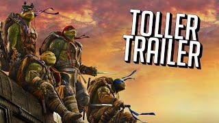 Repeat youtube video Toller Trailer - Teenage Mutant Ninja Turtles