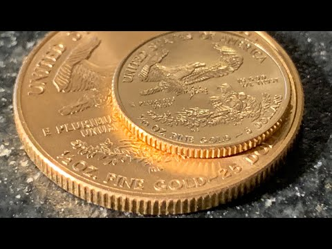 Who Will Buy Your Gold Bullion?  First Ask What Size Coin Was Minted the Most