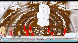 [SimCity] シムシティ 大気汚染で死者の街を作ってみた! thumbnail