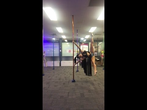 Coldplay - The Scientist - Tyler Ward, Kina Grannis, Lindsey Stirling (acoustic cover) - Pole dance