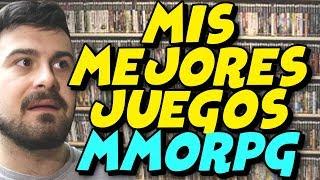 MI TOP JUEGOS MMORPG - MEJORES JUEGOS ROL ONLINE