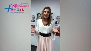 Fernanda Marinela   Movimento Mais Mulheres na OAB