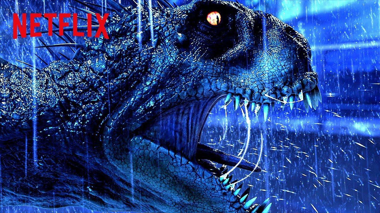 Download E750: The Dreaded Scorpios Rex | Jurassic World Camp Cretaceous | Netflix Futures