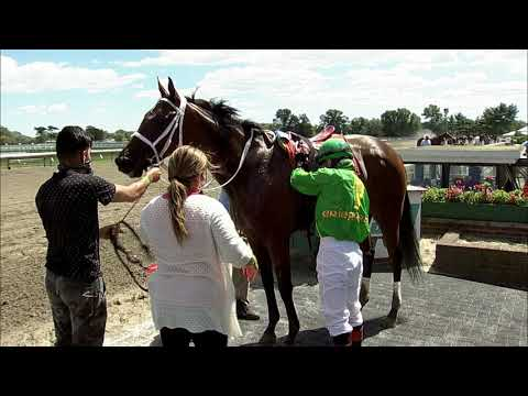 video thumbnail for MONMOUTH PARK 08-30-20 RACE 1