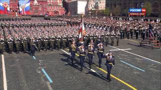 Парад Победы 2013 - Moscow Victory Day Parade 2013 - 1080i HD