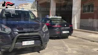 Blitz antidroga tra San Severo e San Paolo di Civitate: 11 arresti dell'Arma