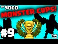 """Clash of Clans """"HUGE Trophy Offers"""" Quest to 5000 Trophies #9!"""