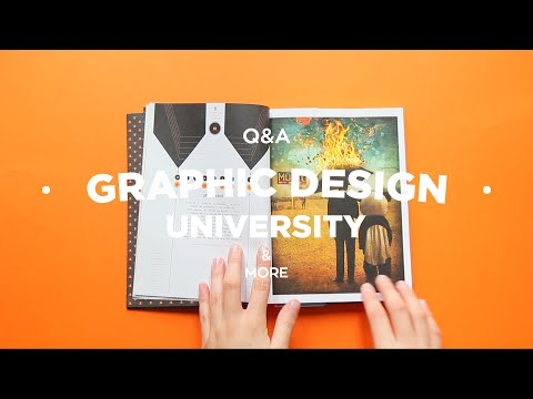 Q&A - Graphic Design, Uni & More