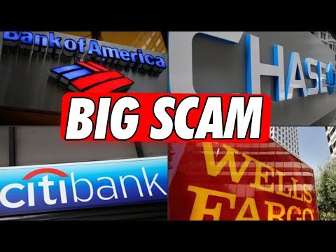 3 Ways Jp Morgan Chase Bank And Big Banks Are A Scam