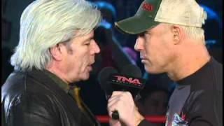 Mr. Anderson Confronts Eric Bischoff