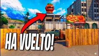 🍅 HA VUELTO la CABEZA de TOMATE! FORTNITE: Battle Royale