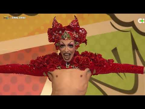 #CarnavalRTVC | Resumen Gala Drag Queen Del Carnaval De Arrecife 2020