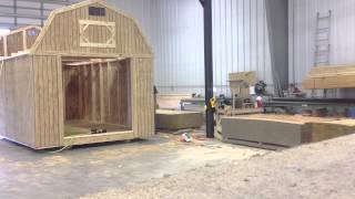 Red Oak Mini Barns