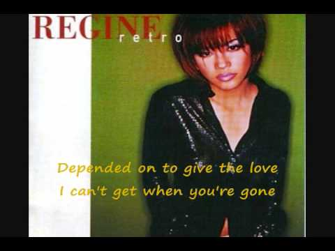 I just don't wanna be lonely - Regine Velasquez