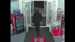 CVS Robbery - September 22, 2017