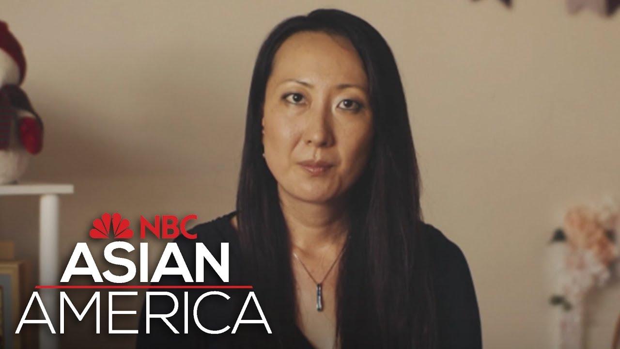 Asian american woman fighting — pic 10
