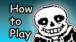 How to play MEGALOVANIA on the Keyboard (By sans)