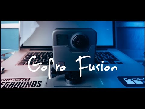 GoPro Fusion Firmware Update Beta 2 0
