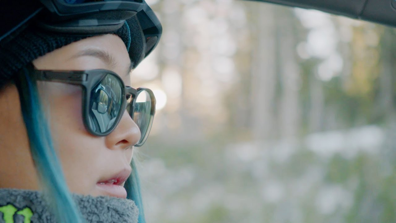 Chloe Kim: Get To Know This Olympic Snowboard Hopeful | Beyond The Bib Part 1 #1