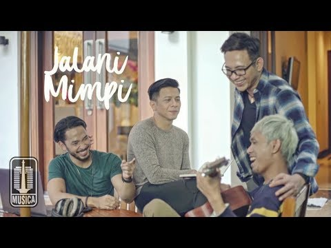 NOAH - Jalani Mimpi [Official Lyric Video]