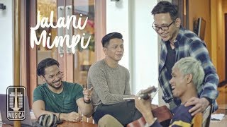 Video NOAH - Jalani Mimpi [Official Lyric Video] download MP3, 3GP, MP4, WEBM, AVI, FLV November 2018