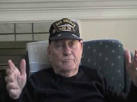 Interview with William Burrows, WWII veteran. CCSU Veterans History Project