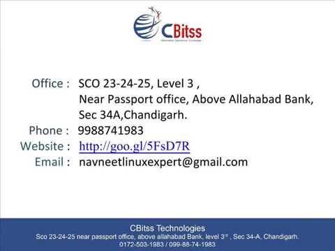 Web Designing training in Chandigarh - CBitss Technologies