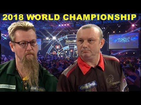 Whitlock v Webster [R2] 2018 World Championship