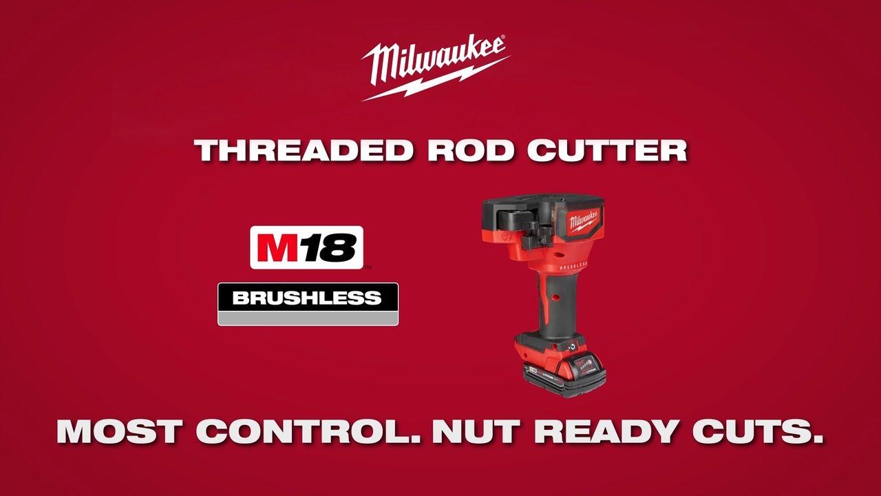 Milwaukee® M18™ Brushless Threaded Rod Cutter