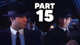 MAFIA REMAKE Gameplay Walkthrough Part 15 - JUST FOR RELAXATION (Mafia Definitive Edition)
