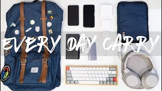 What's In My Bag: Every Day Carry #EDC #EveryDayCarry #TechBag