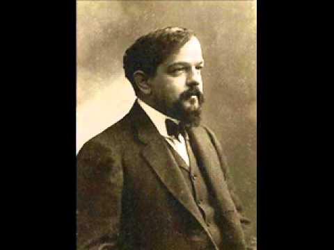 "Walter Gieseking plays Debussy ""Clair de lune"""