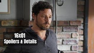 Greys Anatomy 16x01 Spoilers amp Details Season 16 Episode 1 Preview