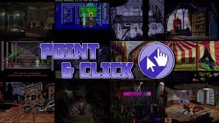 POINT & CLICK GENRE INTRO VIDEO - PC