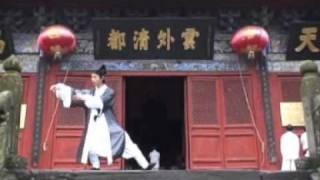 Daoist Kungfu - Wudang Taoist Master