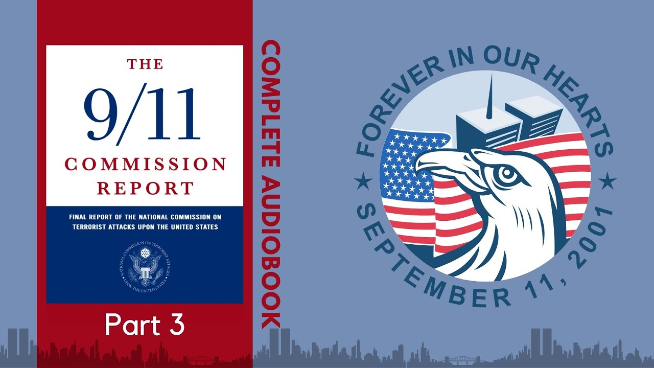 Download The 9/11 Commission Report Audiobook | Part 3/4