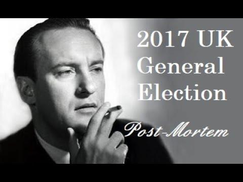 UK General Election 2017 Post-Mortem