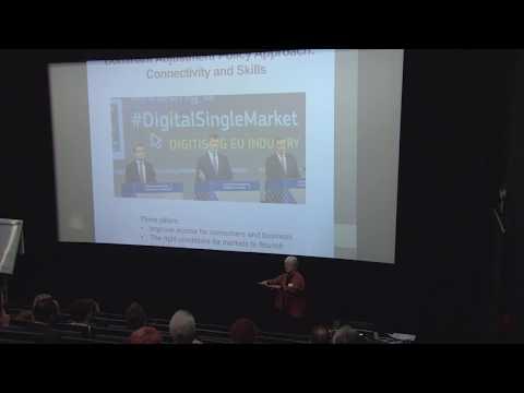 Prof. Robin Mansell's keynote