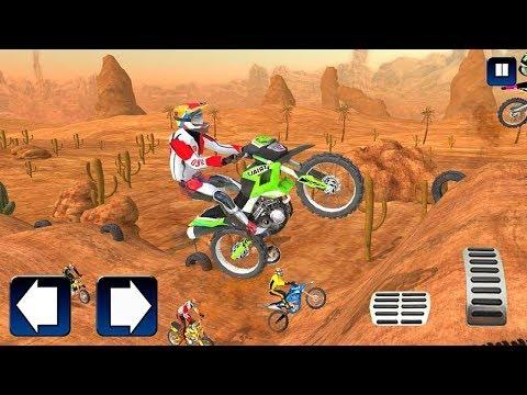 Juego De Motos Para Niños | Motocross Racing
